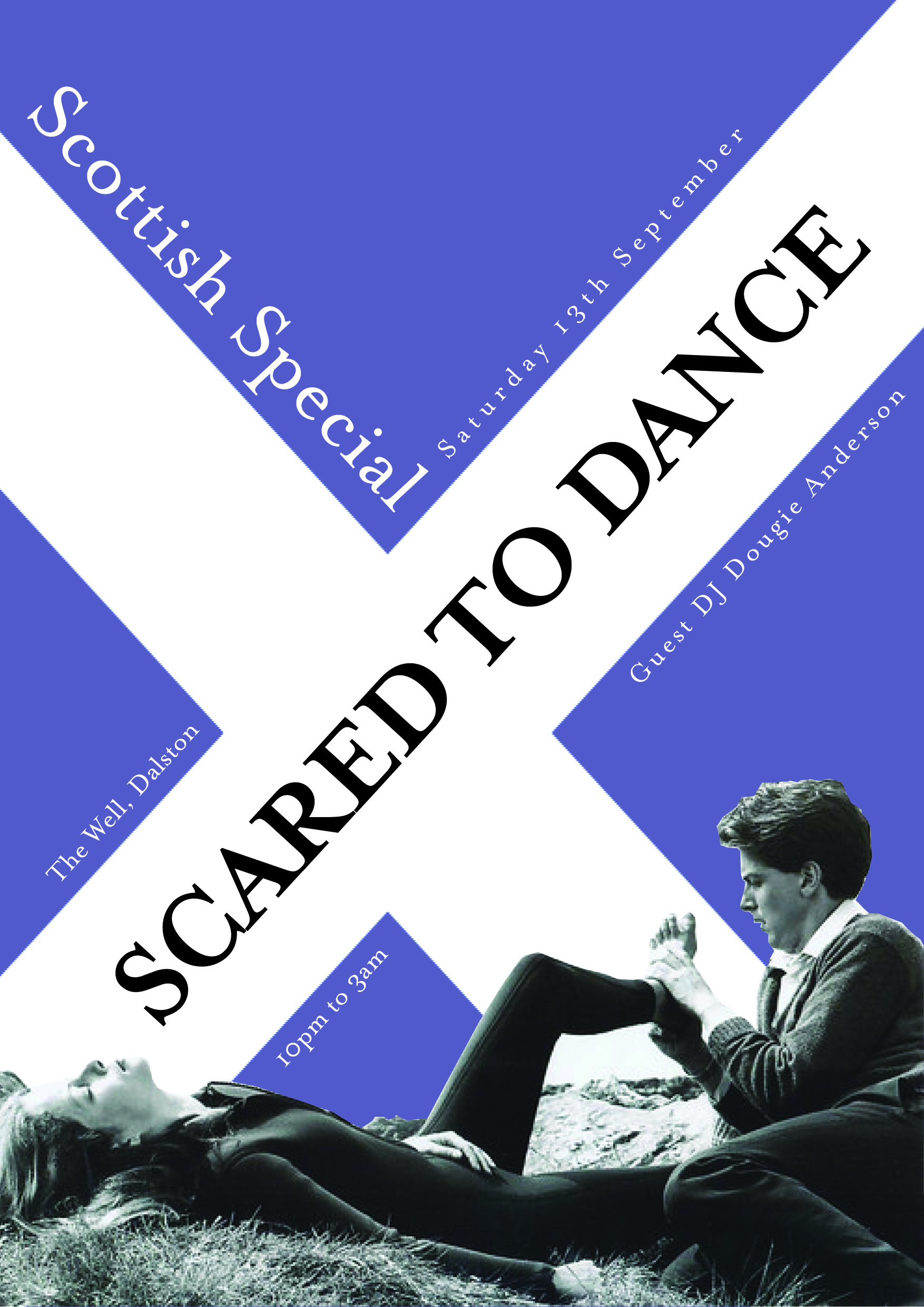 SCOTTISH SPECIAL ON SAT 13TH SEPT